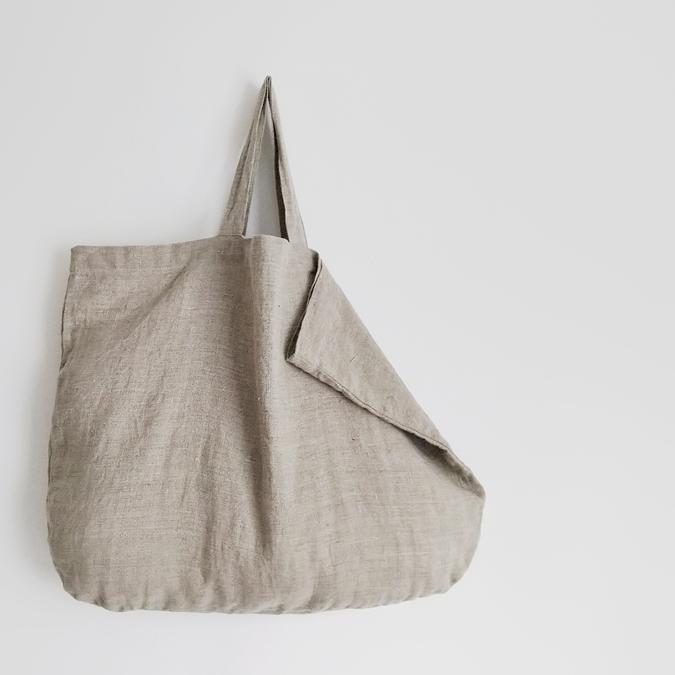 Lanena torba; vrećica